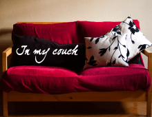 In my Couch